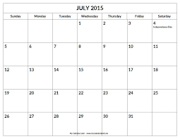 printable calendar 2015 for july best photos of blank july calendar 2015 printable printable 2015