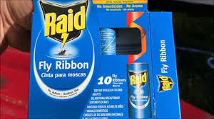 fly ribbon does the raid fly ribbon work for mosquitoes