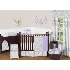 lavender crib bedding from buy buy baby