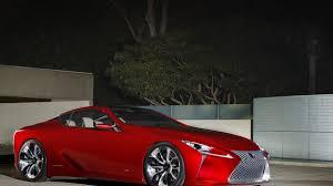 2012 lexus lf lc 2012 lexus lf lc concept and opinion motor1 com