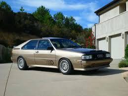 1983 audi quattro 1983 audi quattro revisit german cars for sale
