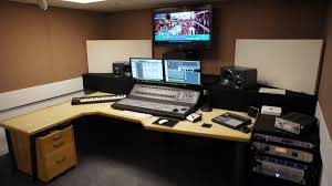 Home Music Studio Ideas by Sophisticated Home Recording Studio Peter Rolls Sound Designer