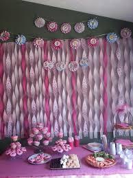 Party Streamer Decoration Ideas