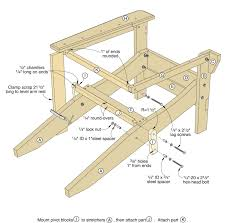 Wood Furniture Plans For Free by Folding Adirondack Chair Plans Free Download Find Furniture