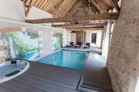 chambre hote avec piscine chambre hote avec piscine interieure charmant 0 dh244te en picardie