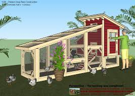 chicken coop build instructions with simple plans to build a