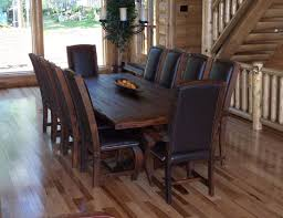 Rustic Dining Room Table Sets Rustic Kitchen Tables Rustic Dining Room Furniture Western