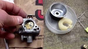 briggs u0026 stratton quantum engine carburetor repair mower started