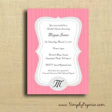polka dot invitations polkadot frame invitation simply paperie