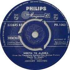 Alaska Records Search 45cat Johnny Horton To Alaska The Mansion You Stole