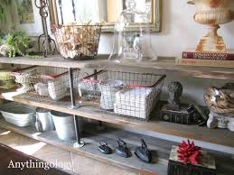 industrial shelves and racks to make for your home