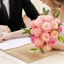 declaration de mariage la déclaration de mariage simplifiée