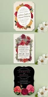 garden wedding invitation ideas 212 best wedding invitations images on pinterest creative