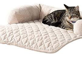 Pet Covers For Sofa by Amazon Com Sofa Bolster Pillow Furniture Cover For Pets In Cream