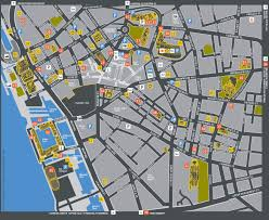Map Of Manchester England by Large Liverpool Maps For Free Download And Print High Resolution