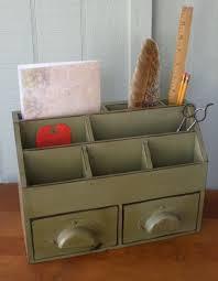 Vintage Desk Organizer Shed Vintage Trash Talk Thursday Repurposed Desk Organizers