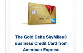 delta gold business card move fast delta business card 50 000 mile offer 50 statement