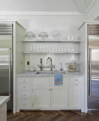 Floating Shelves Kitchen by Marble Kitchen Shelves Design Ideas