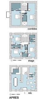 plan d une chambre transformation d une maison d habitation en chambre d hôtes