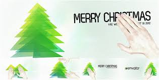christmas video greeting card ideas on videohive