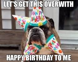 Happy Birthday Pug Meme - happy birthday to me memes and funny quotes love memes