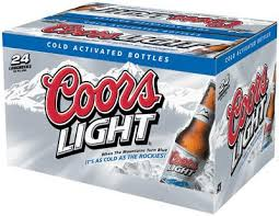 Coors Light Case Coach House Wine