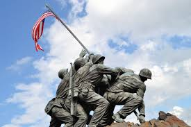 Flag Iwo Jima Iwo Jima Memorial Will Get A Visitor Center Curbed Dc
