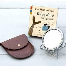 travel mirror images Modern man travel shaving mirror rex london dotcomgiftshop jpg