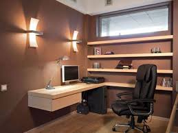Computer Desk With Built In Computer by The Stylish Built In Home Office Furniture For Small Spaces