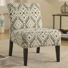 Beige Accent Chair Coaster Brown Beige Abstract Accent Chair 902191