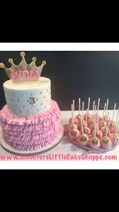 princess cake and cake pops from u0027s cake shoppe in