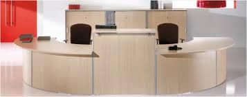 comptoir de bureau ordinaire bureau haut de gamme 5 banque daccueil mobilier accueil