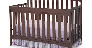 Black 4 In 1 Convertible Crib by Table Products Stunning Delta Canton 4 In 1 Convertible Crib