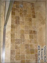 Pics Of Travertine Floors by Atlanta Shower Remodel Travertine Shower Ideas Pictures Images