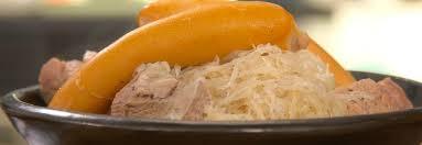 cuisiner choucroute ma recette de choucroute garnie toute simple laurent mariotte