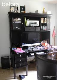 contact paper desk makeover office desk makeover reveal the homes i have made