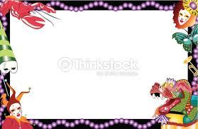 mardi gras frame mardi gras masks frame c vector thinkstock