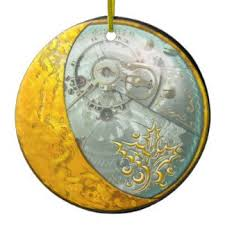 moon ornaments beneconnoi