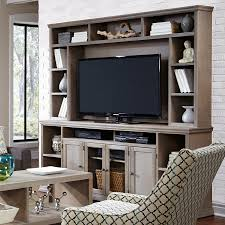 aspenhome canyon creek 84 inch entertainment console and hutch