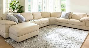 Plush Sofa Bed Leather Sofa Plush Leather Sofa Sale Modern Plush Grey Leather