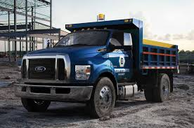 2016 ford f 650 and f 750 commercial truck first look