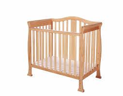Natural Wood Convertible Crib by Amazon Com Dream On Me Addison 4 In 1 Convertible Mini Crib