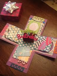 photobox birthday cards 67 best cards tech explosion boxes images on