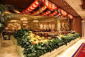 photo of the new wynn buffet dining room at wynn las vegas las