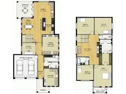 modern 2 story house plans modern house floor plans pdf home interior plans ideas