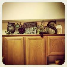 Best  Above Cupboard Decor Ideas That You Will Like On - Kitchen decor above cabinets
