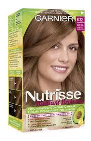 light caramel brown hair color garnier nutrisse radiance natural light caramel brown 632