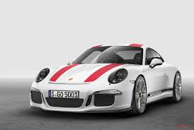 the new 2016 porsche 911 r stuttgartdna