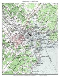 Usgs Topographic Maps Maine 1950s Usgs Topo Maps