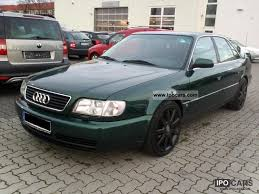 audi 1995 s6 1995 audi c4 s6 v8 leather memory air car photo and specs